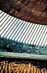 Temppeliaukion Kirkko - detail