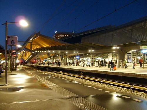 Amsterdam Bijlmer-Arena by inyucho