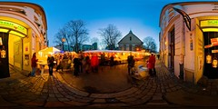 Christmas Market Sophienstraße