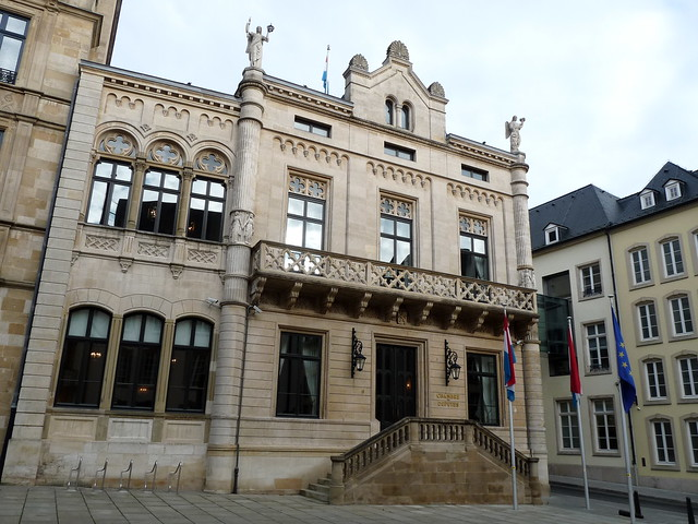 Chambre des d put s luxembourg flickr photo sharing for Chambre de deputes luxembourg