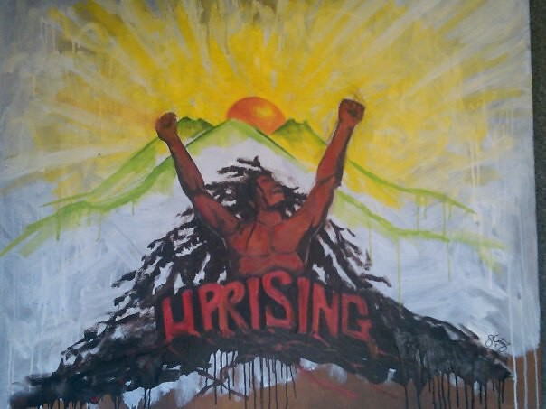 Uprising Bob Marley and the Wailers album  Wikipedia