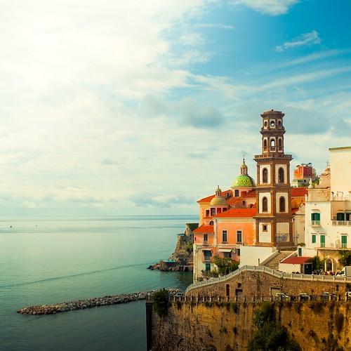Landscape / Italy / Amalfi