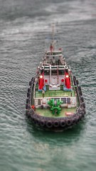 Little big tugboat