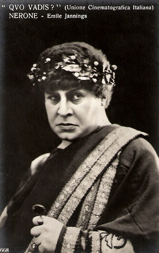 Emil Jannings as Nero