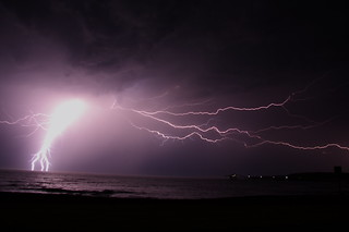 Shellharbour; Lightening