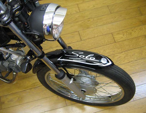 honda solo by blu X graphics(motorcycle design&Japan is beautifu