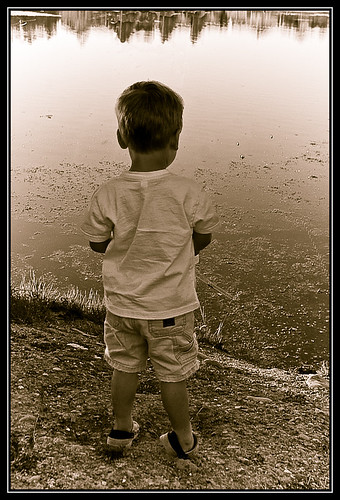 Digital photography school photography forums for Little boy fishing