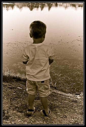 Little Boy Fishing Of Digital Photography School Photography Forums
