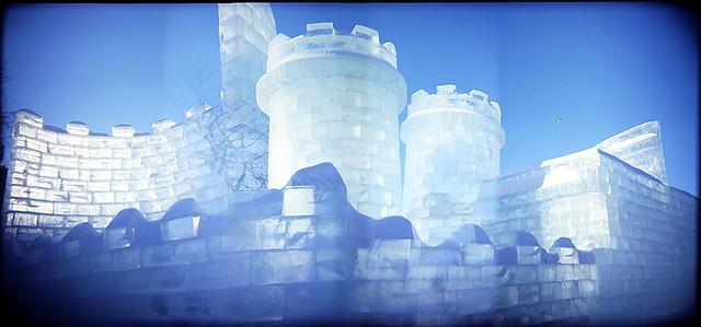 Ch teau de glace 2 flickr photo sharing - Chateau de glace reine des neiges ...