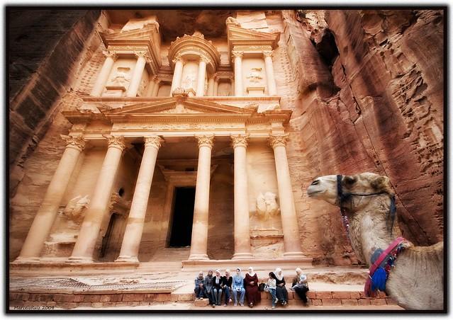 Al-Khazneh / The Treasury.......... … | Flickr - Photo ...