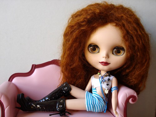 Vivian ( Pretty woman) custom by Erregiro