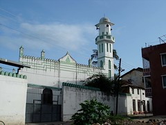 Mosque, Mombasa old Town