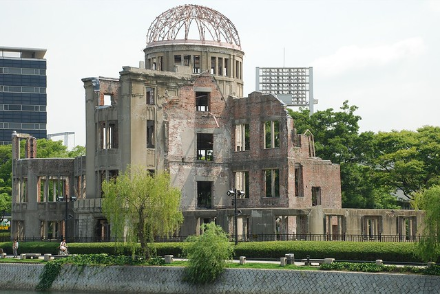 Atomic Bomb Dome 01  Flickr - Photo Sharing!