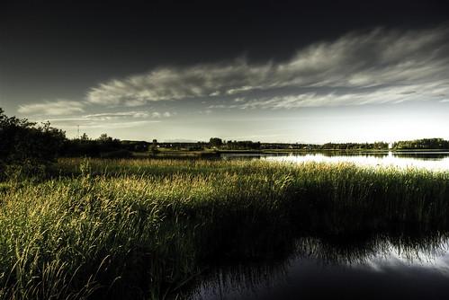 Porcupine Lake more HDR tests