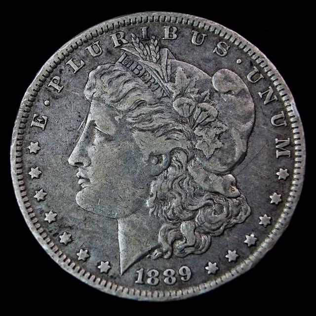 "1889 ""O"" Morgan Silver Dollar | Flickr - Photo Sharing!"