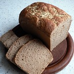 Whole Grain Oatmeal Bread