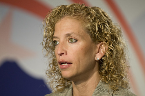 Debbie Wasserman-Schultz (photo: studio08denver/flickr)