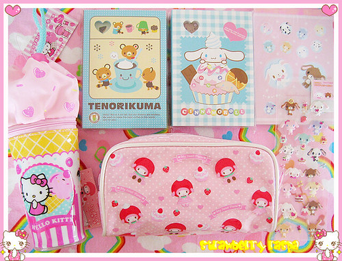 A Few Sanrio Goodies (^-^*)