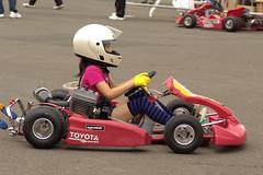 race car(0.0), auto racing(0.0), automobile(0.0), sports(0.0), open-wheel car(0.0), formula racing(0.0), dirt track racing(0.0), formula one(0.0), formula one car(0.0), go-kart(1.0), kart racing(1.0), racing(1.0), vehicle(1.0), race(1.0), motorsport(1.0), race track(1.0),