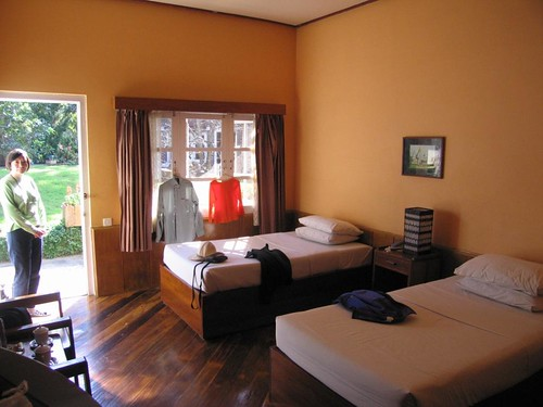 Room #201 - Royal Parkview Hotel - Pyin U Lwin, Myanmar