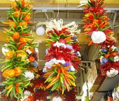 decor(0.0), cut flowers(0.0), flower(0.0), plant(0.0), christmas decoration(0.0), flower bouquet(0.0), floristry(0.0), christmas tree(0.0), wreath(0.0), flower arranging(1.0), floral design(1.0), produce(1.0),