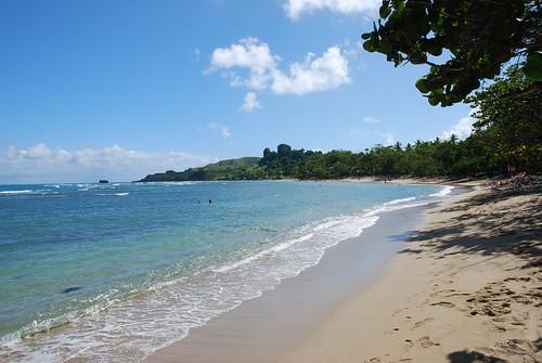beach dominicanrepublic puertoplata riubachata nikond80