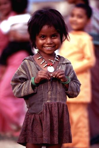 Népal - Le sourire