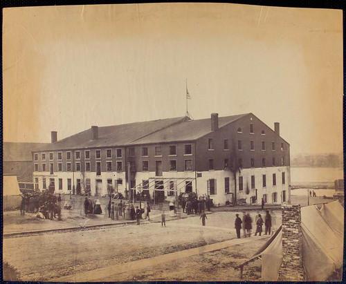 Libby Prison : Richmond.