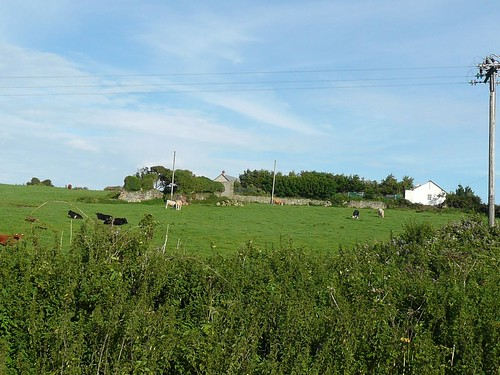Trencrom Farm,Trencrom Hill,Cornwall