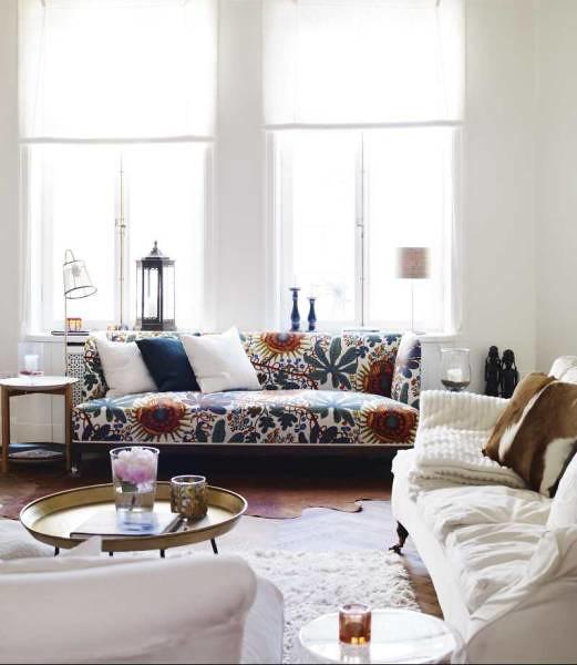 Skona hem eclectic vintage modern scandinavian living room flickr