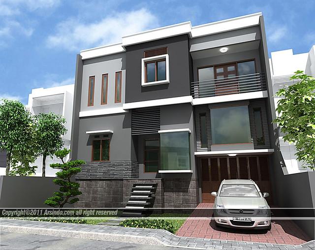 Desain Rumah Minimalis Fasade Flickr Photo Sharing
