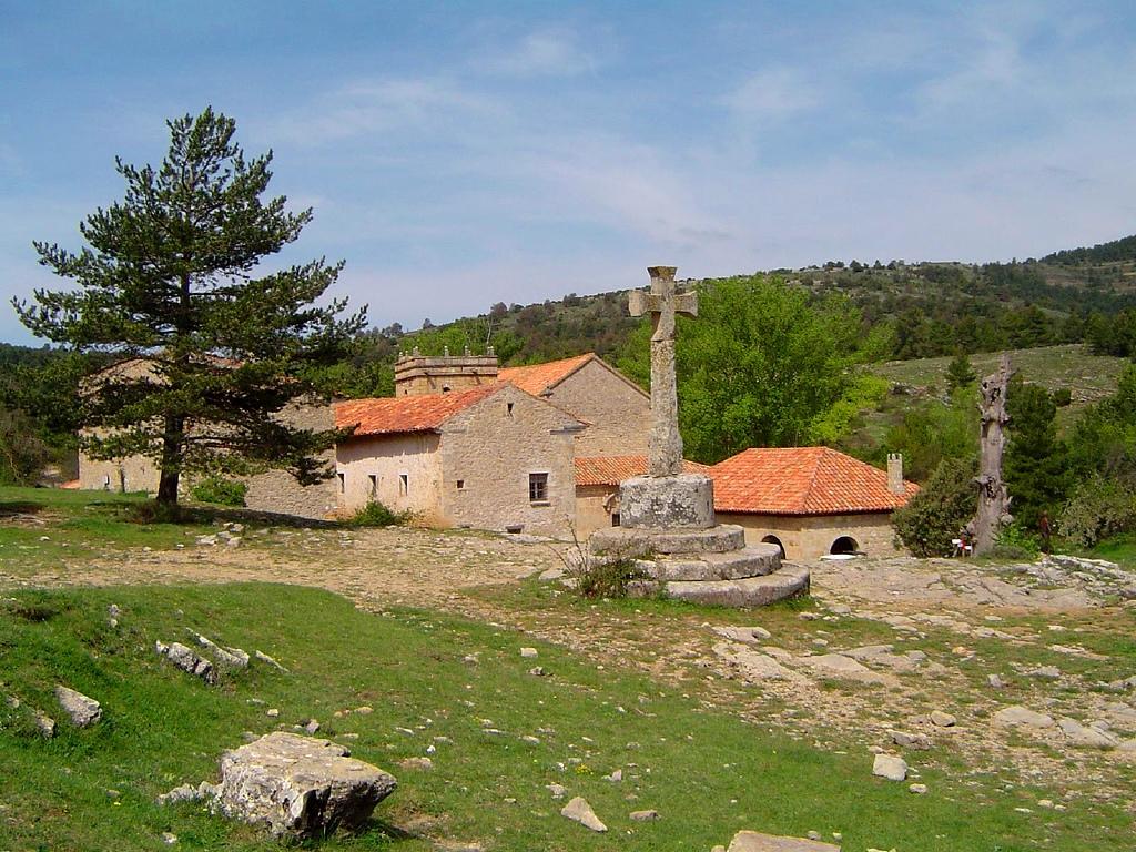 4. Cruz y santuario de San Juan de Penyagolosa. Autor, Egaldu
