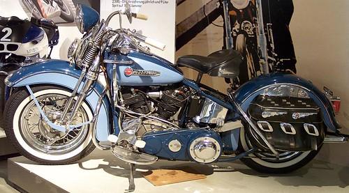 Harley Davidson Knucklehead 1947