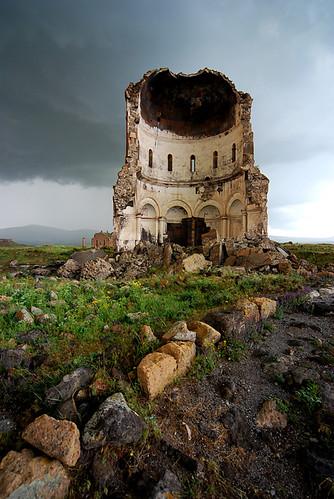 church turkey landscape armenia ani oldchurch armenian kars kilise easternturkey aniharabeleri aniruins ocaklıköyü ocaklı