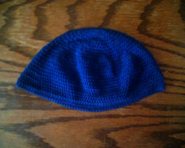 HOW TO CROCHET A KIPPAH - Crochet — Learn How to Crochet