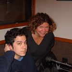 M Ward at WFUV with Rita Houston