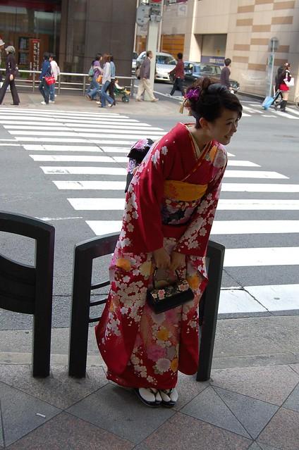 japonaise en tenue traditionnelle flickr photo sharing. Black Bedroom Furniture Sets. Home Design Ideas