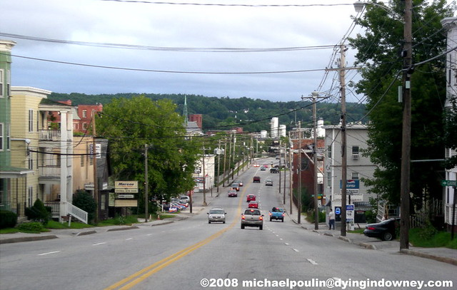 Heading To Downtown Lewiston Maine On Lisbon Going Toward Flickr Photo Sharing