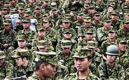 陸上自衛隊 平成20年度 富士総合火力演習 東富士演習場 (2008-8-23)