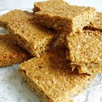 Honey flapjacks_small