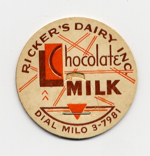 ricker's dairy by Millie Motts