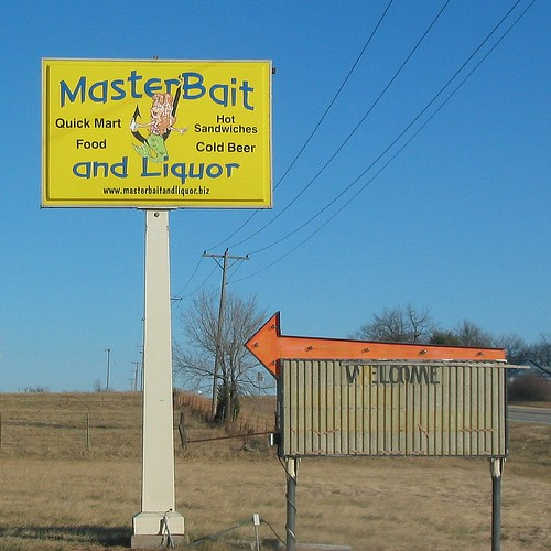 Master Bait and Liquor