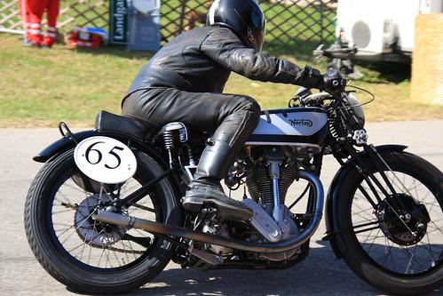 Norton Inter 30M classic vintage motorcycle (c) Bernard Egger :: rumoto images
