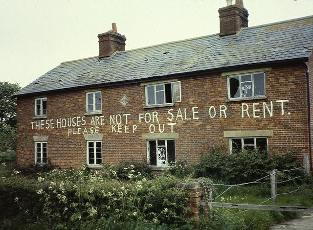 empty houses near wroughton flickr photo sharing