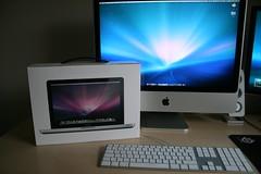 Apple Aluminum MacBook (Late 2008)