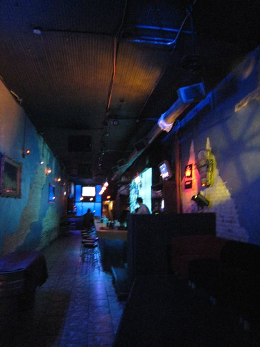 austin, 6th street, bars, nightlife, blue IMG_6821