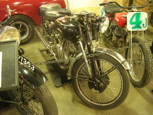 1952 Vincent Motorcycle