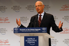 Klaus Schwab - World Economic Forum Summit on the Global Agenda 2008