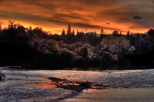 california sunset nature landscape explore redding sacramentoriver 200811