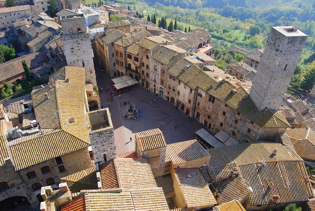 San Gimignano View